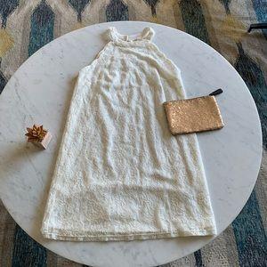Monteau Lace Dress